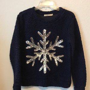 5/$20 Warm fuzzy Christmas sweater